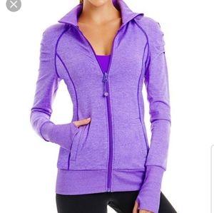 Lorna Jane Vesper Excel Zip Through Jacket